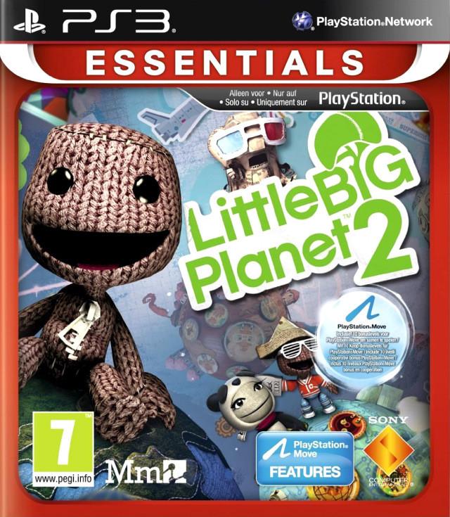 Goedkoopste Little Big Planet 2 (essentials)