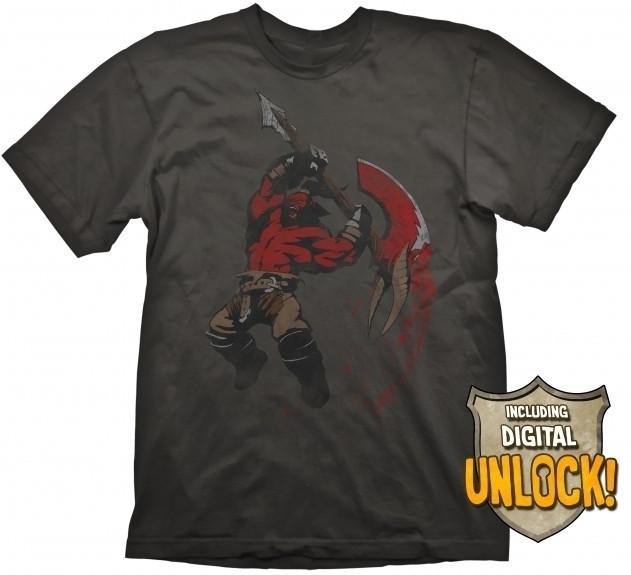 DOTA 2 T-Shirt Axe + Ingame Code