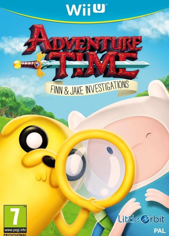 Goedkoopste Adventure Time Finn & Jake Investigations