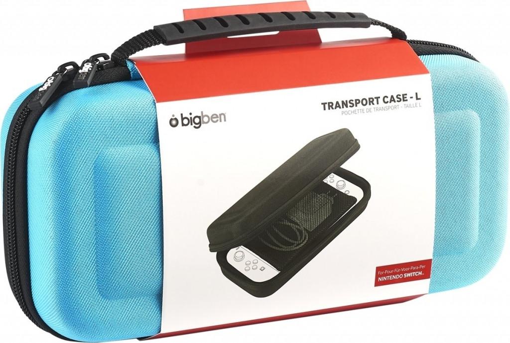 Goedkoopste Big Ben Transport Case - L (blauw)