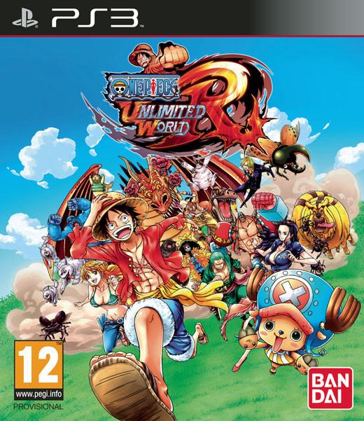 Goedkoopste One Piece Unlimited World Red (verpakking Frans, game Engels)