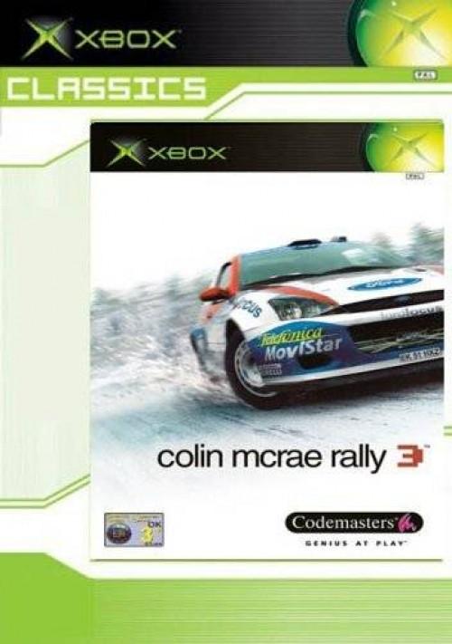 Image of Colin McRae Rally 3 (classics)