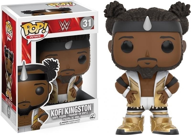 WWE Pop Vinyl: Kofi Kingston