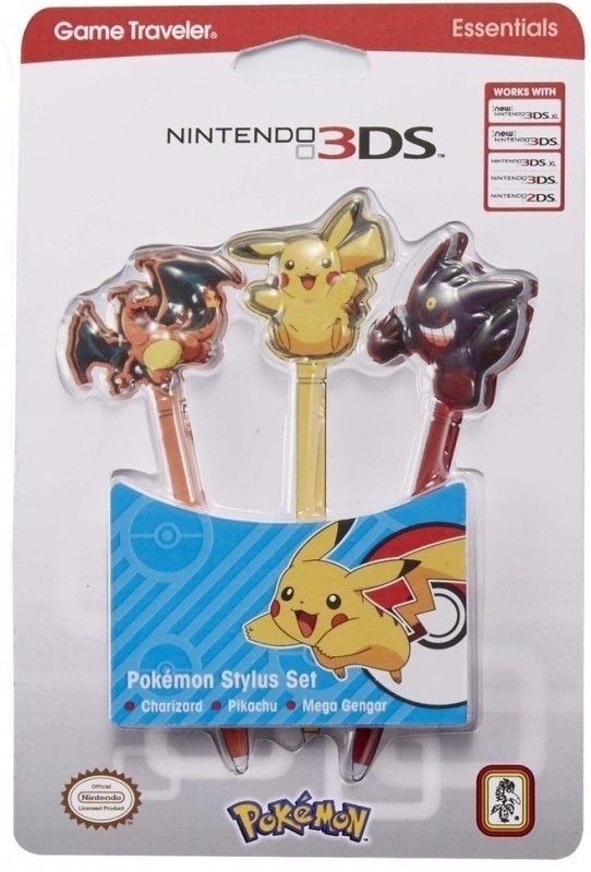 Goedkoopste Big Ben Pokemon Stylus Set