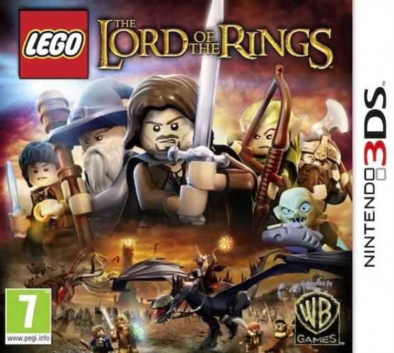 3DS LEGO In de ban van de ring