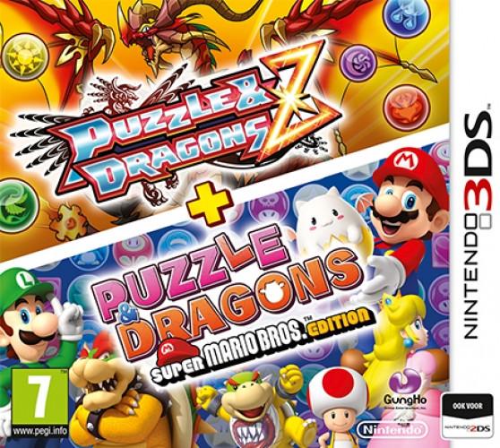 Puzzle & dragons Z-Super Mario Bros edition