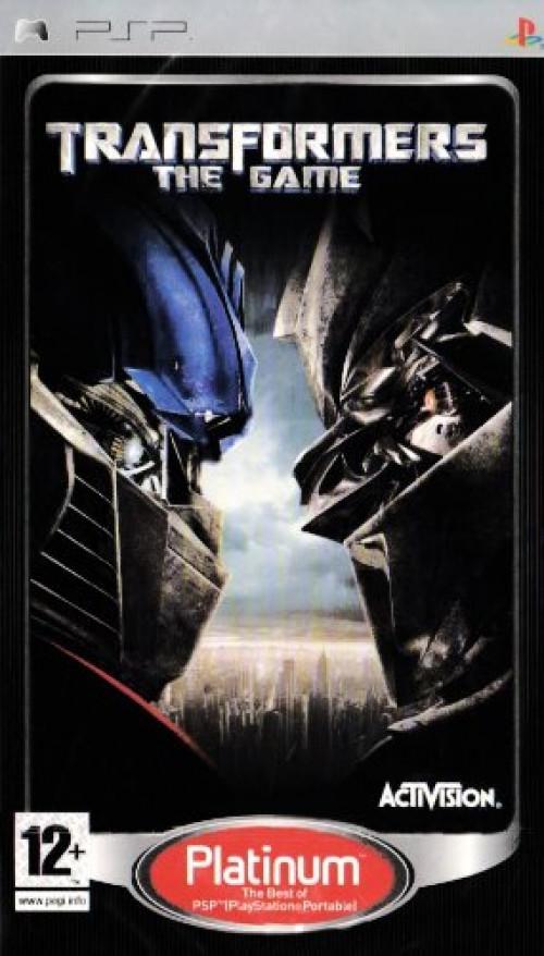Transformers the Game (platinum) kopen