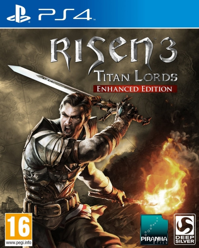 Risen 3 Titan Lords Enhanced Edition