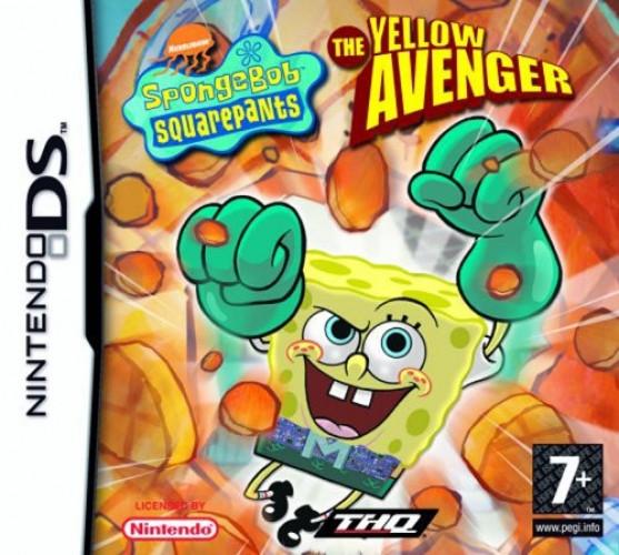 Spongebob Yellow Avenger