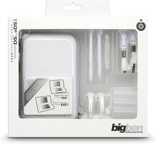 Goedkoopste Big Ben Essential Pack DSILPACK3 (Wit)
