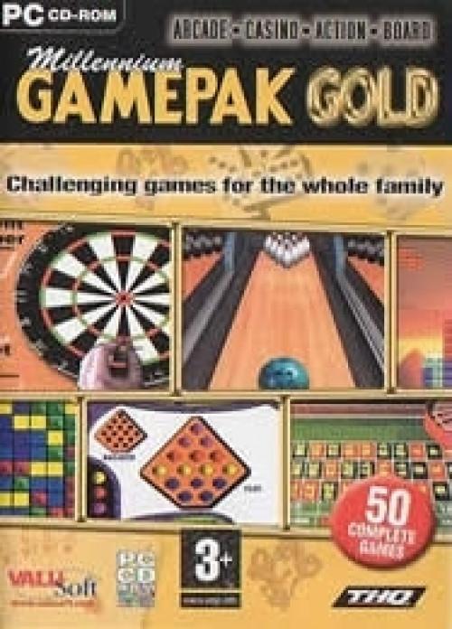 Millenium Gamepak Gold