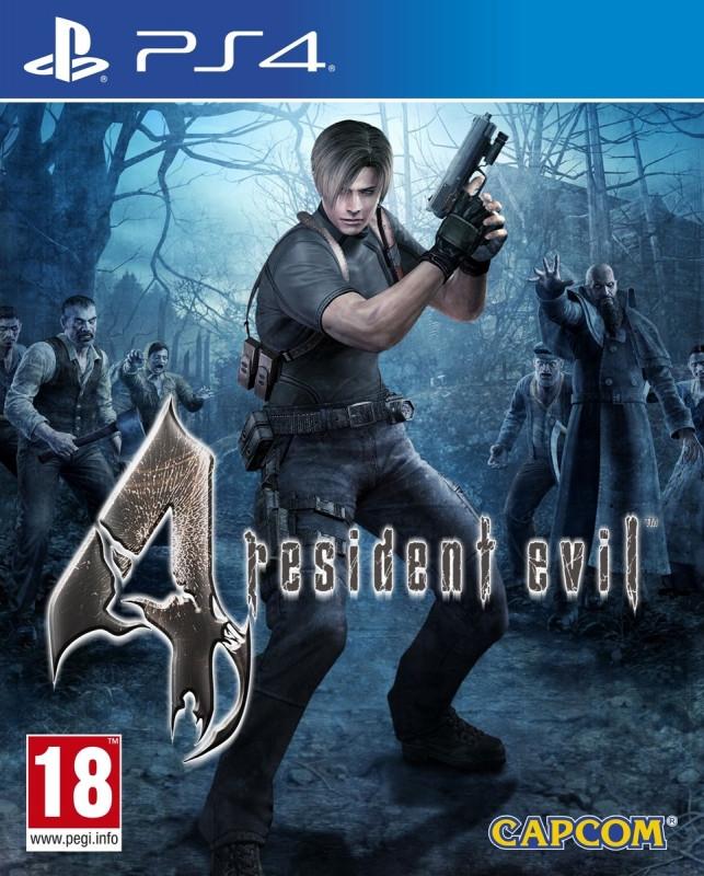 Image of Capcom Resident Evil 4