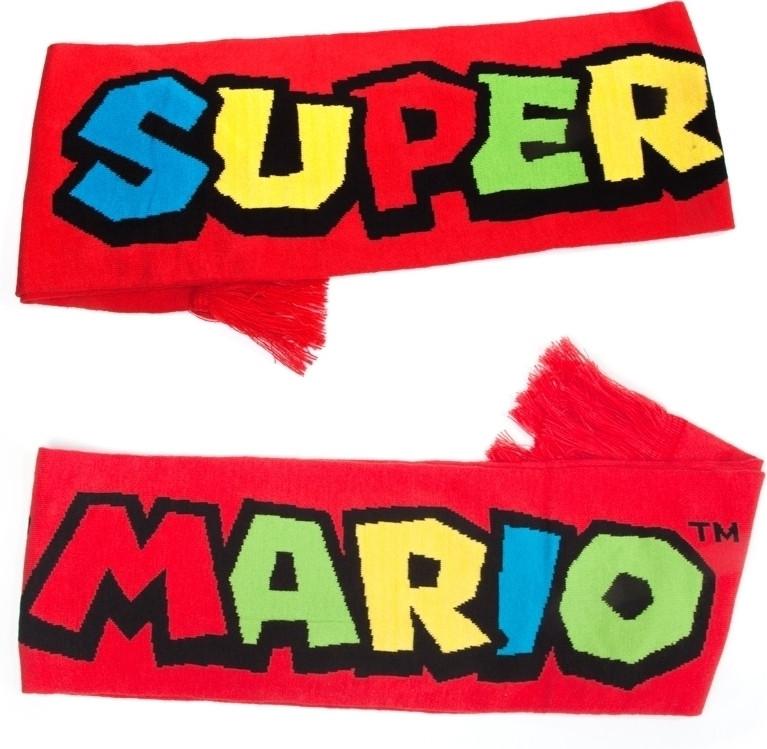 Nintendo - Super Mario Scarf
