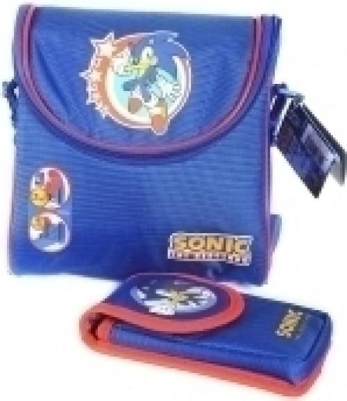 Sonic travel bag blue N3DS
