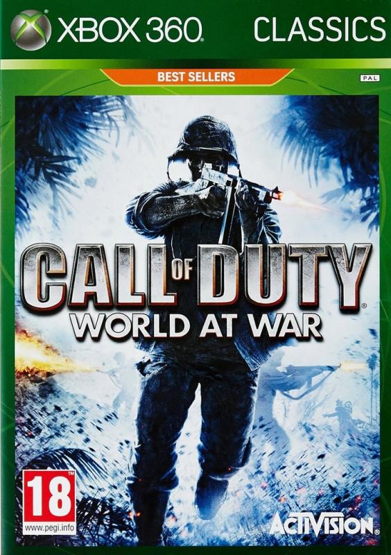 Image of Activision Call of Duty 5: World At War