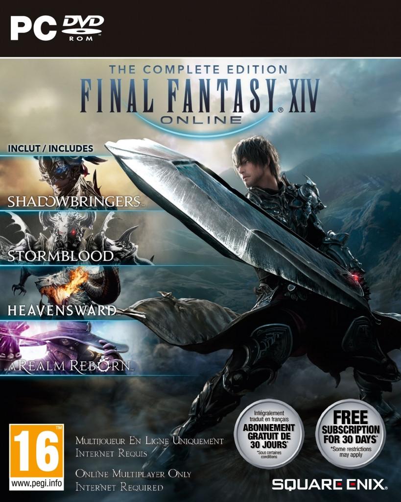 Final Fantasy XIV Complete Edition kopen