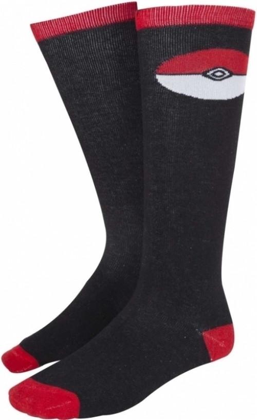 Pokemon - Pokeball Knee High Socks