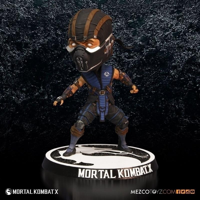 Mortal Kombat X: Sub-Zero Bobblehead kopen
