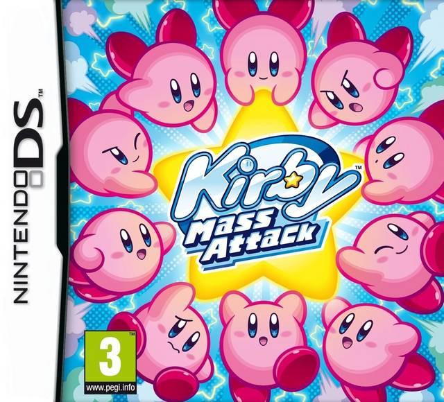 Goedkoopste Kirby Mass Attack
