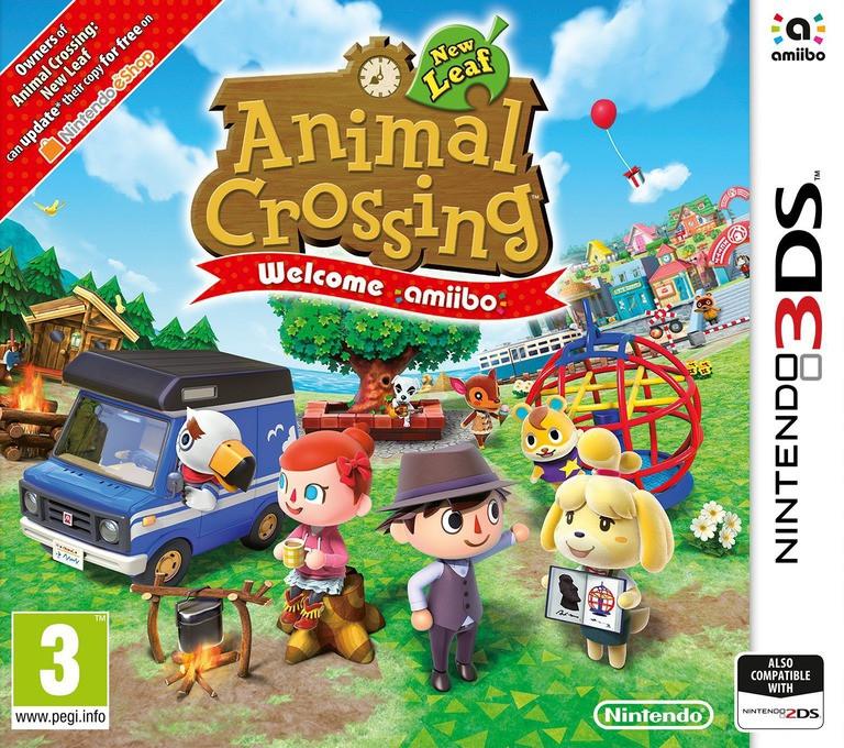 Goedkoopste Animal Crossing New Leaf Welcome Amiibo