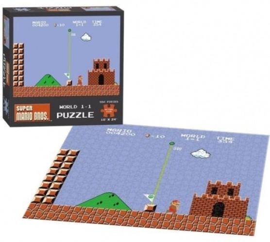 Super Mario Bros. World 1-1 Puzzle kopen