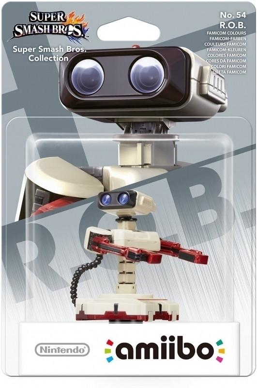 Amiibo Super smash bros ROB