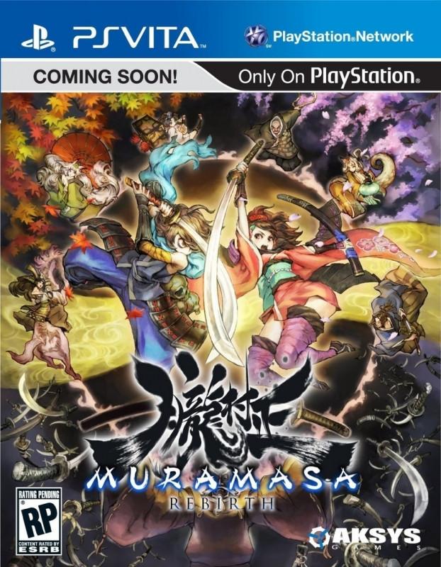 Image of Muramasa Rebirth