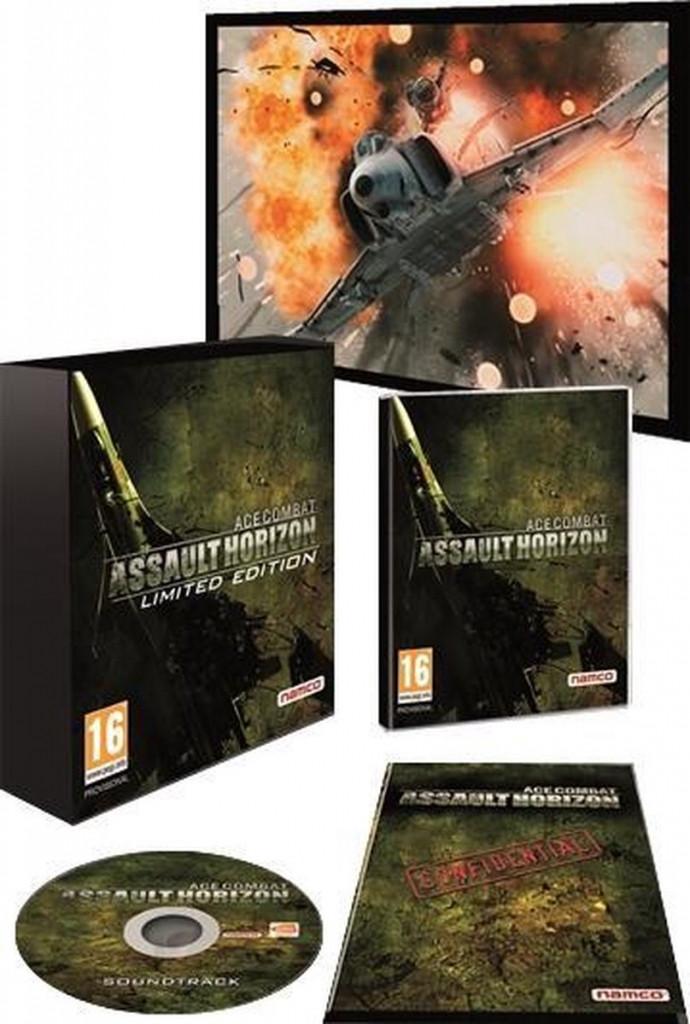 Goedkoopste Ace Combat Assault Horizon (Limited Edition)
