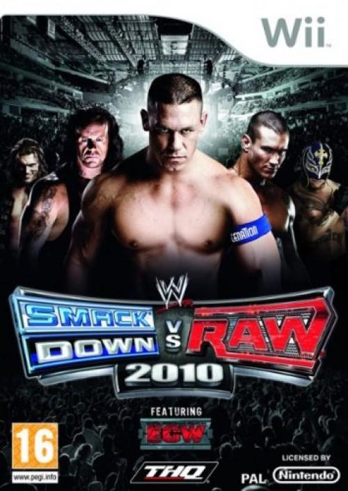 Goedkoopste WWE SmackDown vs Raw 2010