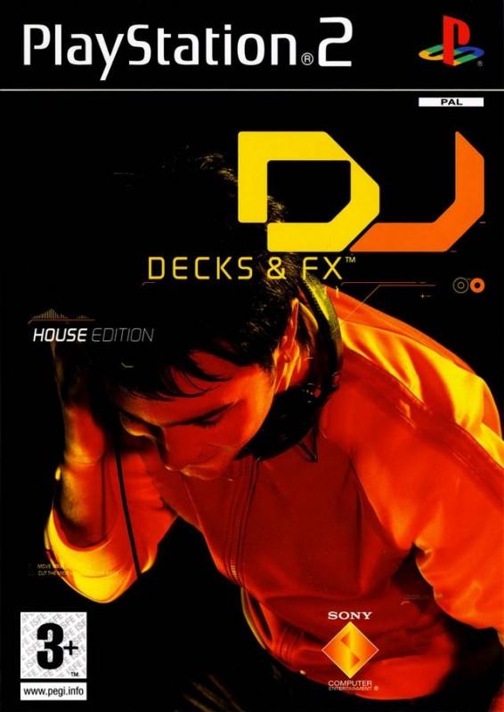 DJ Decks & FX House Edition