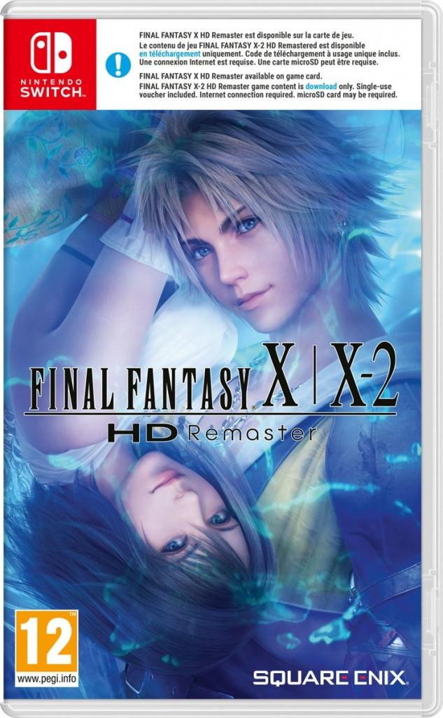 Final Fantasy X & X2 HD Remaster +Pre-Order Bonus kopen