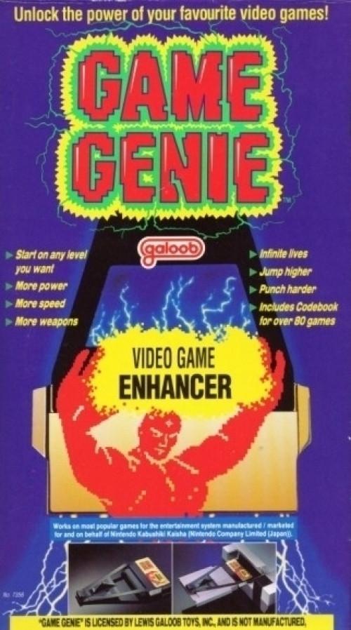 Goedkoopste Game Genie