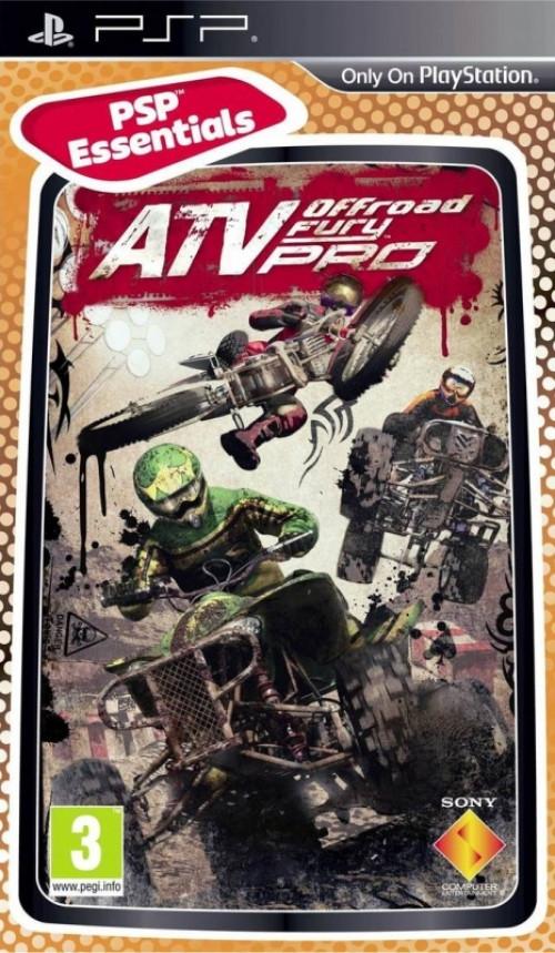 Goedkoopste ATV Offroad Fury Pro (essentials)