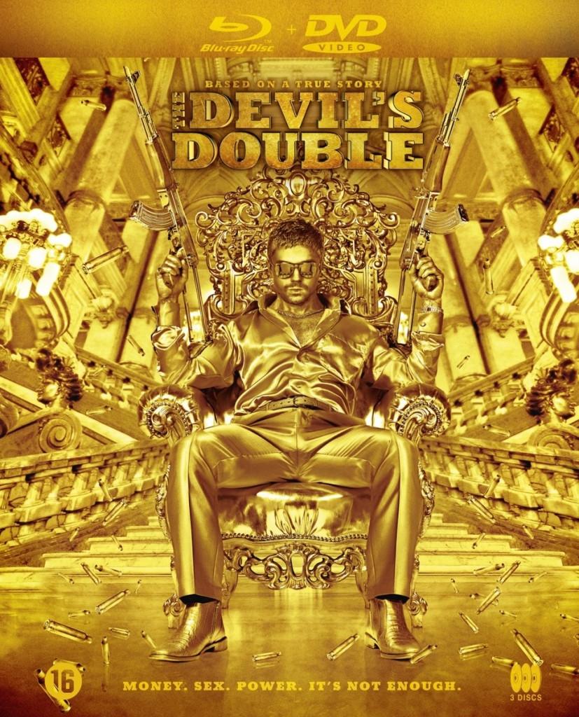 The Devils Double (Blu-ray + DVD) (steelbook)
