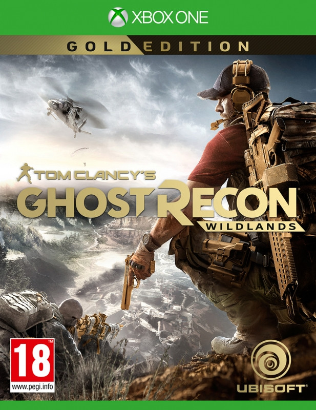 Ubisoft Ghost Recon Wildlands Gold edition