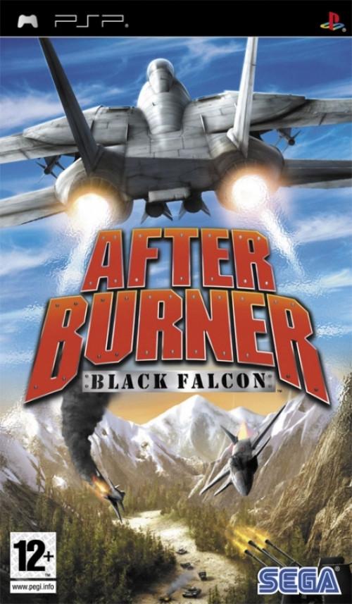 Goedkoopste After Burner Black Falcon