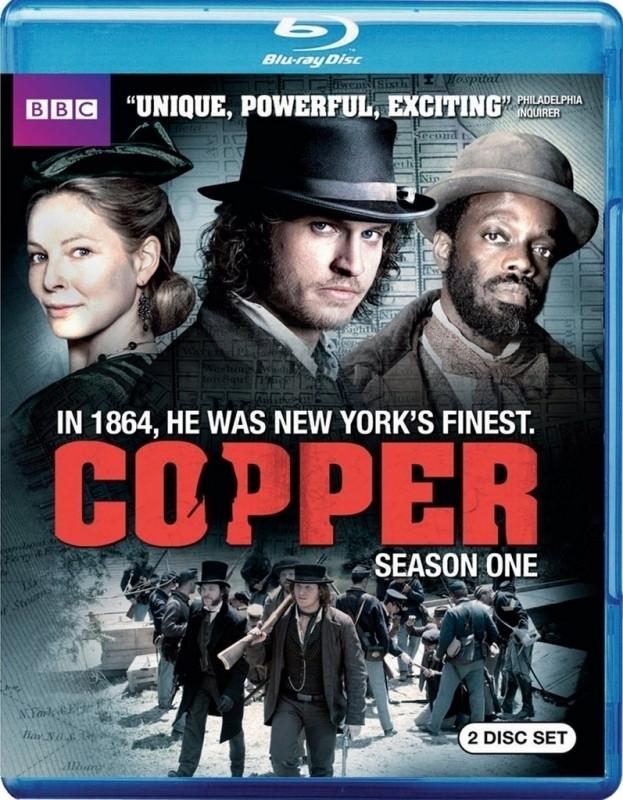Copper - Seizoen 1