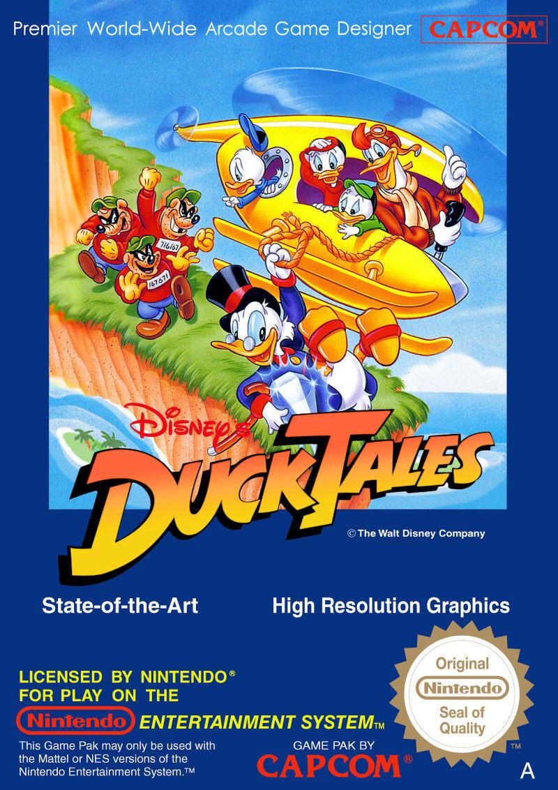 Goedkoopste Duck Tales