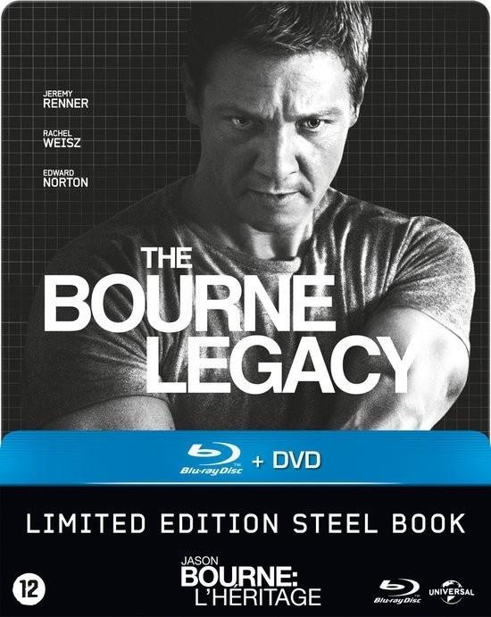 The Bourne Legacy (steelbook)(Blu-ray + DVD)