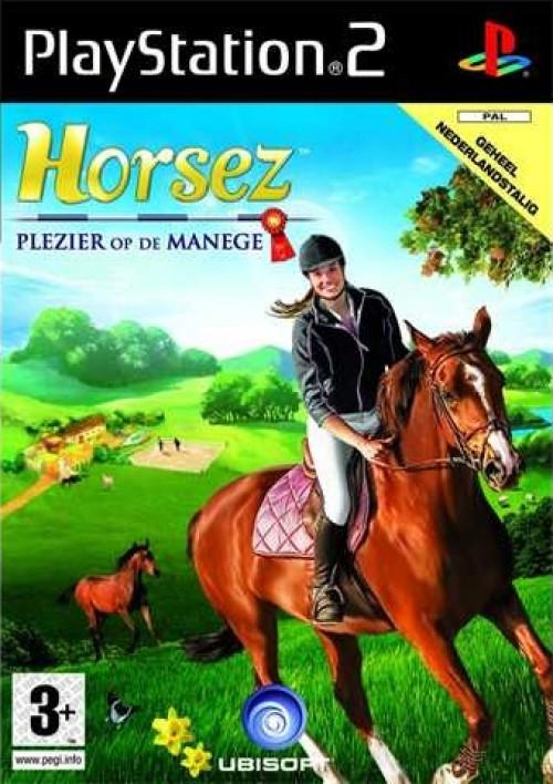 Horsez Plezier op de Manege kopen