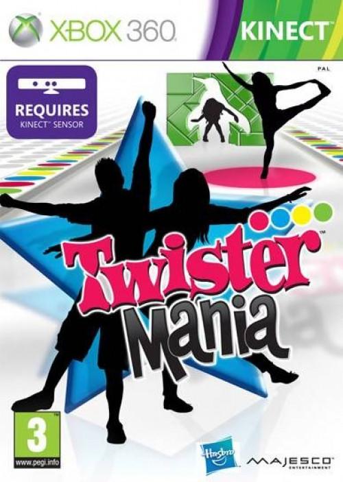 Twister Mania (kinect) Xbox 360