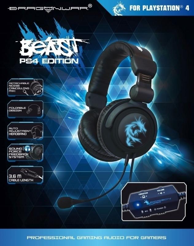 Image of Dragon War Beast Gaming Headset