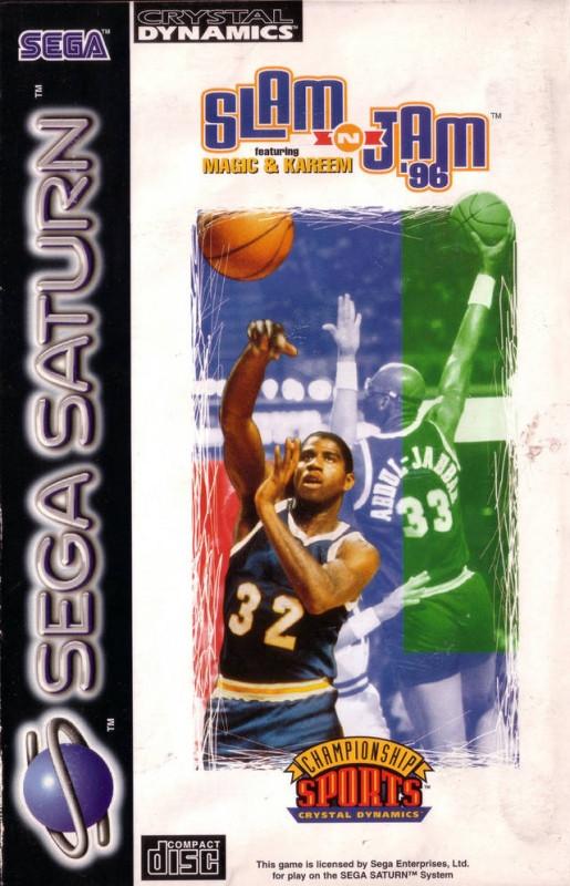 Image of Slam 'n Jam '96