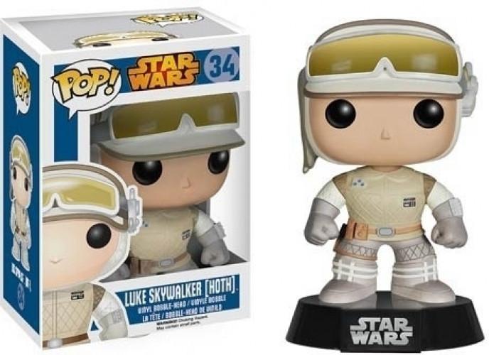 Star Wars Pop Vinyl: Luke Skywalker (Hoth)
