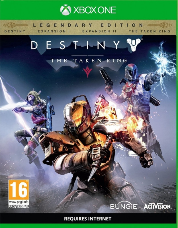Destiny the Taken King Legendary Edition kopen