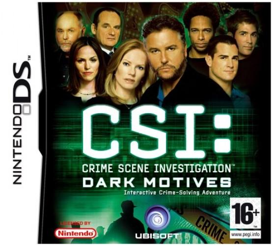 Goedkoopste CSI Dark Motives