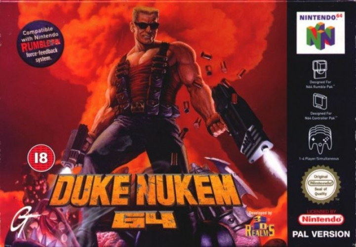 Goedkoopste Duke Nukem 64