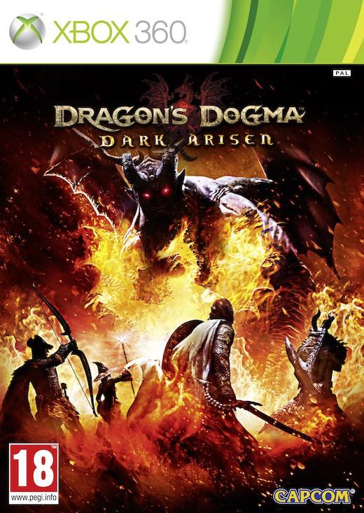 Image of Capcom Dragons Dogma, Dark Arisen Xbox 360