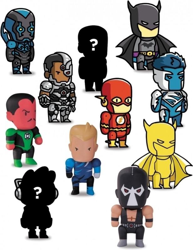 Image of Scribblenauts Unmasked: BMB Mini Figures Series 2