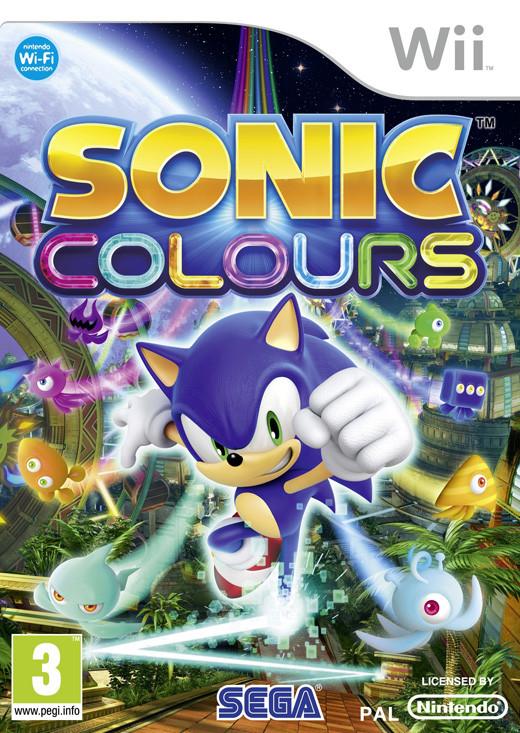 Sonic Colours kopen